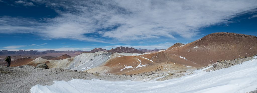 Blick vom Cerro Toto